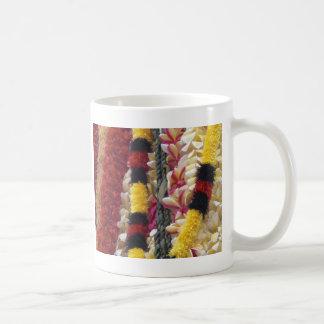 Leis Coffee Mug