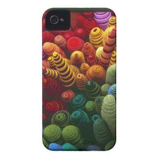"Leisa Rich: ""Rhodochrosite"" iPhone 4 Cover"