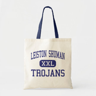 Leiston Shuman Trojans Middle Savannah Canvas Bags