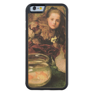 Leisure Hours, 1864 Carved Maple iPhone 6 Bumper Case