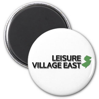 Leisure Village East, New Jersey Magnet
