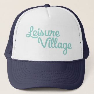 Leisure Village. Trucker Hat