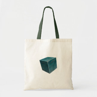 """Leisurely"" Oil Painting Cube Bag"