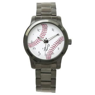 Leivi, tiempo del béisbol de Levi Reloj De Mano