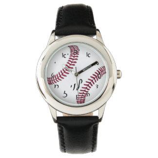 Leivi, tiempo del béisbol de Levi Relojes De Pulsera