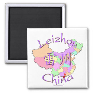 Leizhou China Imán De Frigorífico