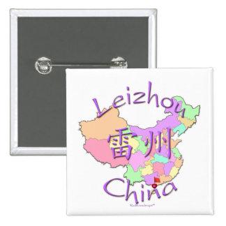 Leizhou China Pins