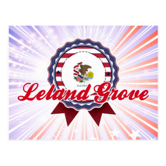 Leland Grove, IL Post Cards