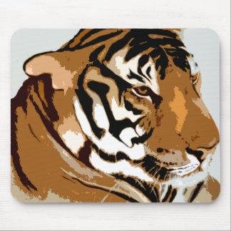 lele tiger merchandise mouse pad