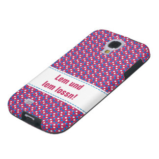 Lem and lem lossn! galaxy s4 case