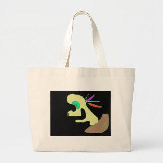 lem character from cartoon bag