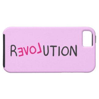 LEMA A del cambio de la revolución de la pintada g iPhone 5 Cobertura