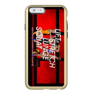 Lema agazapado SUPERIOR Funda Para iPhone 6 Plus Incipio Feather Shine
