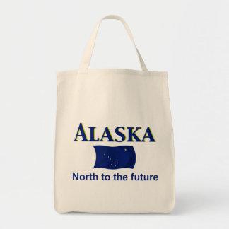 Lema de Alaska Bolsa Lienzo