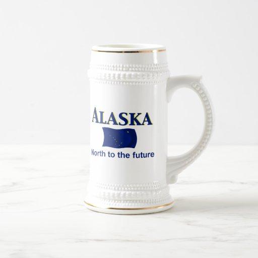 Lema de Alaska Tazas