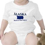 Lema de Alaska Traje De Bebé