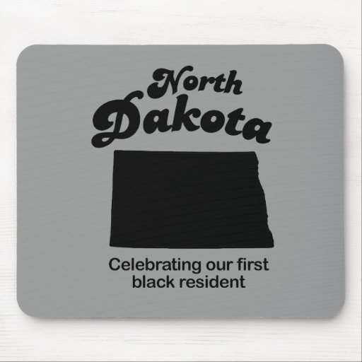 Lema de Dakota del Norte - nuestro primer resident Alfombrillas De Ratones