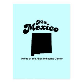 Lema de New México - centro de recepción extranjer Postal