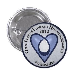 Lema del botón de OpenSF Pin