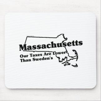 Lema del estado de Massachusetts Alfombrillas De Raton