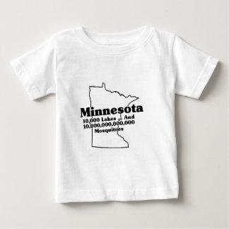 Lema del estado de Minnesota Camiseta