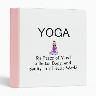 Lema SUPERIOR de la yoga