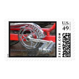 lemachine postage stamp