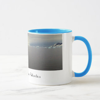 Lemaire Channel, Antarctica - Mug