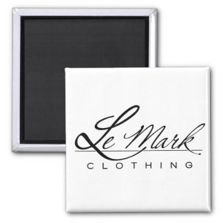 Lemark Clothing Line 2 Inch Square Magnet