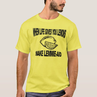 lemmie-aid for MS Lemtrada T-Shirt