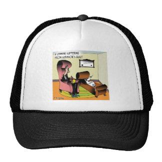 Lemming Survivor Guilt Mesh Hat