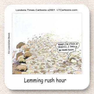 Lemmings Rush Hour Funny Coaster