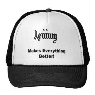 Lemmy Gorra