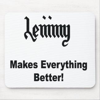 Lemmy Alfombrillas De Ratones