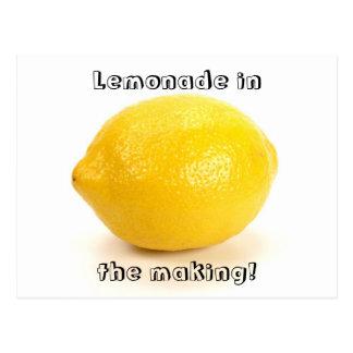 Lemon_02 Tarjeta Postal