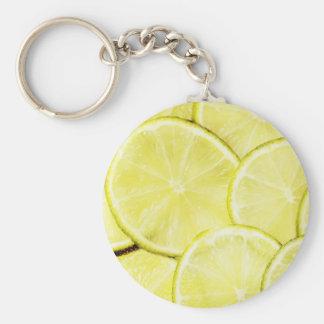 Lemon 2 keychain