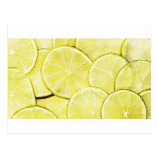 Lemon 2 postcard