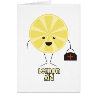 Lemon Aid Card