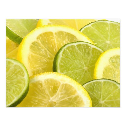 Lemon and Lime Slices Announcement