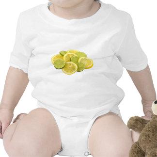 Lemon and Lime Slices Tee Shirt