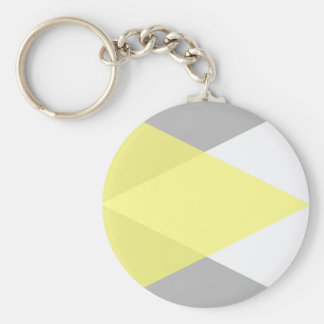 Lemon and Lovers Congregation Basic Round Button Keychain