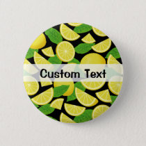 Lemon Background Button
