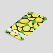 Lemon Background Journal