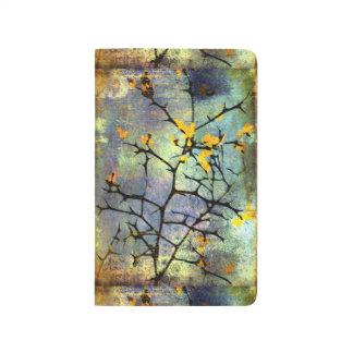 Lemon Blossom Branches Pocket Journal