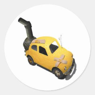 Lemon Bug Sticker