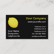Lemon Business Card