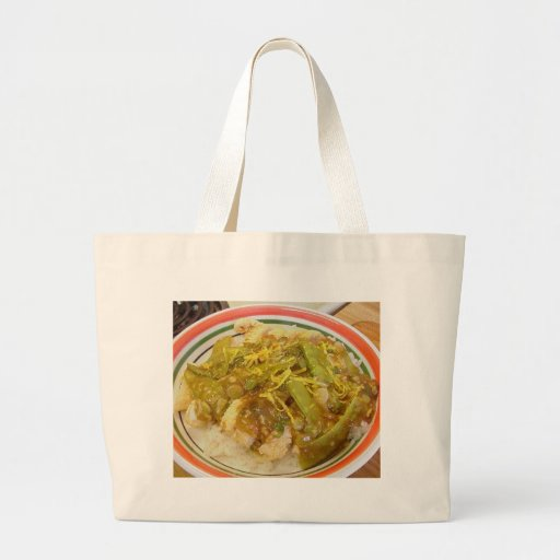Lemon Chicken Dinner Food Cooking Bags