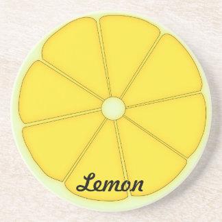 Lemon Coaster