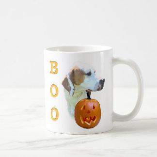 Lemon Coated Pointer Boo Coffee Mug
