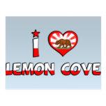 Lemon Cove, CA Post Card
